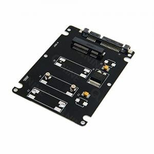 QNINE Mini PCI-E mSATA SSD to 2.5