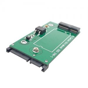 QNINE 20+6 Pin SSD to SATA Adapter Card for Sandisk SD5SG2 From Lenovo X1 Carbon Ultrabook