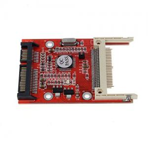 QNINE CF Compact Flash Type I/II to Serial SATA Adapter Converter Card