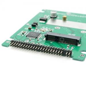 QNINE mSATA mini PCI-E to 2.5